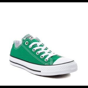 Converse Chuck Taylor All Star Lo Sneaker Green